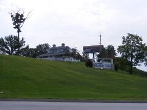 Branson Creek entrance