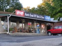 Aunts Cree RV Park Store2