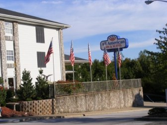 Hwy 165 Motels All American Suites
