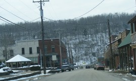 Downtown Leslie Arkansas