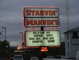 Starvin Marvin's