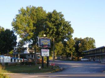 Branson West Motels Colonial Mtn Inn