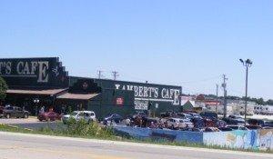 Lambert's Cafe in Ozark