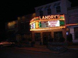 Landry's Seafood Night
