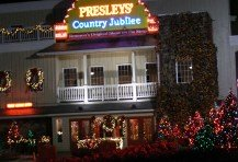 Presleys Theater Christmas